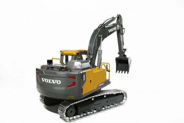 Double e hobby 1-14 Volvo EC160E RC excavator 2
